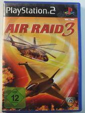 !!! PlayStation ps2 juego air raid 3, usados pero bien!!!