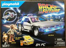Playmobil Back to the Future DeLorean 70317 * new *