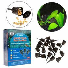 20Pcs/Box Aquarium Plant Fertilizer Fish Tank Nutrition Supply Root Grass Seeds