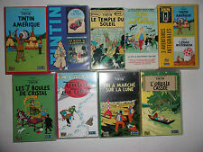 LOT K7 VIDEO VHS SPECIAL TINTIN ET MILOU / HERGE
