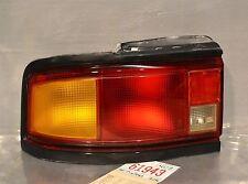 1990-1991 Mazda Protege Left Right Pair Oem tail light Set 43 4D3