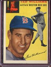1954 Topps 250 Ted Williams VG #D115192