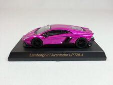 1:64 OEM Lamborghini Aventador LP720-4 50th Anniversario Violet Dealer Event Ed.