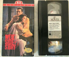 West side Story Musicals MGM Natalie Wood Best Picture 1981 VHS