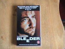 BLEEDER 1999 VHS  Nicolas Winding Refn CULT MOVIE DENMARK ENG SUBS