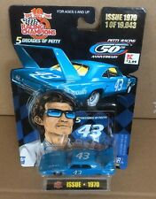 1999 RACING CHAMPIONS #43 NASCAR 50th ANNI. DIE CAST 1:64, ISSUE 1970