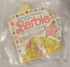 McDonald's Barbie Ice Capades Barbie #7 1990 NEW