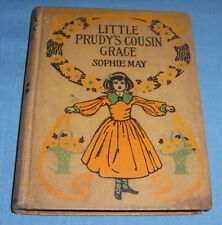Little Prudy's Cousinh Grace by Sophie May - C2752