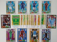 2019/20 English Premier League Cards - Lot of 50 cards incl 10 Shiny