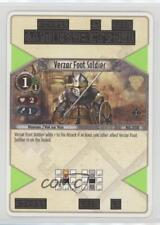 2007 The Eye of Judgement Battle Card Game Base #038 Verzar Foot Soldier 2ic