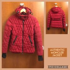 6fb3202d300 Moncler Red Coats & Jackets for Women for sale | eBay
