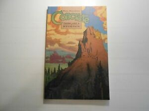 Concrete: Think Like a Mountain by Paul Chadwick (1997, Softcover) SIGNED! LOOK!