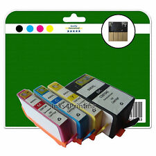 4 Cartuchos de tinta para HP Officejet 6000 6500 6500a 7000 7500a NO OEM 920
