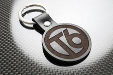 VW T6 TRANSPORTER Leather Keyring Keychain Schlüsselring Porte-clés Caravelle