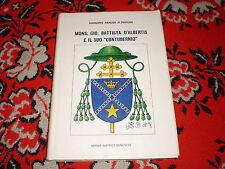 mons. gio. battista d'albertis e il suo contubernio 1987 cart. sovr. a colori