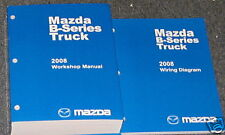 2008 Mazda B Series Truck Service Workshop Manual Set
