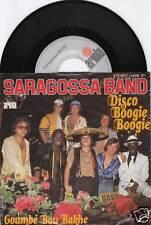 SARAGOSSA BAND Disco Boogie Boogie 45/GER/PIC