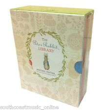 Box Set The Peter Rabbit Library Ten Illustrated Hard Cover Books Beatrix Potter