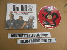 CD Hiphop Dru Hill - You Are Everything (2 Song) Promo DEF SOUL Sisqo Ja Rule