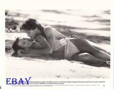 Mila Jovovich Brian Krause VINTAGE Photo Return To The Blue Lagoon