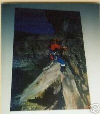 David Lee Roth Supersize 87 Mountain Climbing Poster Ad