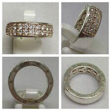 Thomas Sabo Ring mit Farbsteine 925er Silber Markenschmuck Silberring