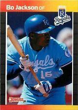 1989 Donruss Bo Jackson #208 Baseball Card