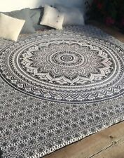 Bohemian wall decor indian ombre tapestry wall hanging queen hippie bedspread