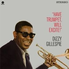 Dizzy Gillespie - Have Trumpet Will Excite! + 1 Bonus Track [New Vinyl LP] Bonus