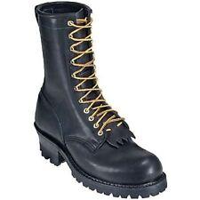 Whites Hathorn Explorer Black Leather Wildlife Firefighter Boots Mens 11.5 EE