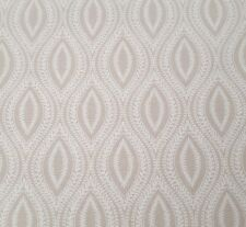 Hideaway BTY Waverly Quilting Treasures Pale Gray Ovals Cotton Fabric