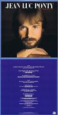 "Jean-Luc Ponty ""individual choice"" 1983! eccellente fusione Jazz! UNGHIE NUOVO CD!"