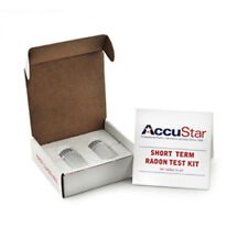 Accustar Radon Test Kit Short Term Radon Gas Test Kit: 48 - 96 Hour Testing