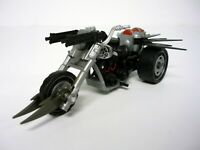 GI JOE DOOM CYCLE Pursuit of Cobra Action Figure Vehicle Dreadnok COMPLETE 2010