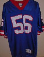Vintage LAWRENCE TAYLOR ~New York Giants~ Reebok Throwback Jersey Mens Size MED