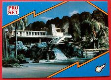 Thunderbirds PRO SET - Card #002, Tracy House - Pro Set Inc 1992