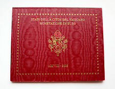 KMS Vatikan 2008 stgl. im Blister -  offiziell und Rar !!