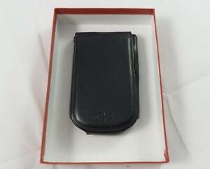 Vintage Sena Leather Case for HP 4100 - Black - Grade A