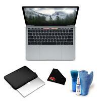 "Apple 13.3"" MacBook Pro (Mid 2018, Space Gray) MR9R2LL/A Bundle"