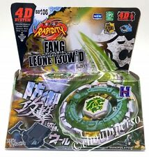 TOUPIE RAPIDITY FANG LEONE BB106  BEYBLADE 4D System Metal Master -   NEUVE/NEW
