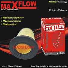 Maxflow® filtro de aire suits Nissan Navara D22 TD 2.5L YD25 filtre air filter