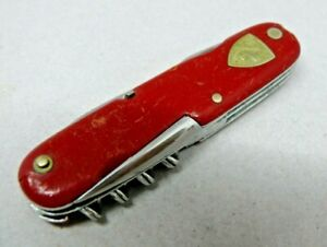 1950's Wenger / Wengerinox 82mm Swiss Army Knife