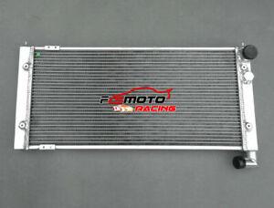 2 ROW For VW Volkswagen Golf 2 Corrado VR6 Turbo Aluminium radiator 16V G60 VWO2