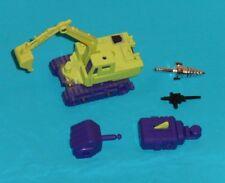 original G1 Transformers constructicon SCAVENGER 100% COMPLETE Devastator