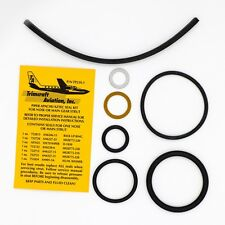 Trimcraft TP23S-1 Piper PA23  main / nose strut seal and oring kit