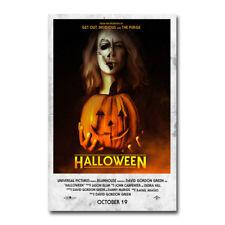 Halloween Hot Movie Art Silk Poster 13x20inch