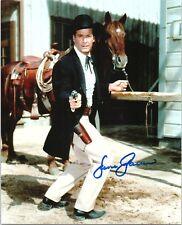 JAMES GARNER Signed Autographed 'MAVERICK' 8X10 Photo