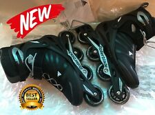 New �� Rollerblade Women's Zetrablade Inline Skates Sz 9