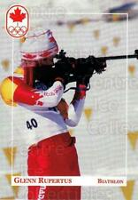 1992 Canadian Olympic Hopefuls #77 Glenn Rupertus