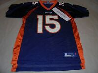 NFL Denver Broncos Tim Tebow Reebok On Field Jersey Size XL YOUTH 18-20